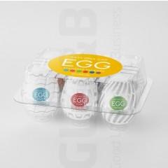 텐가 에그 버라이어티팩 3(Tenga Egg Variety Pack 3)