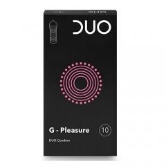 듀오 지 플레져 1박스 10개입(Duo G Pleasure)
