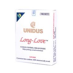 유니더스 롱러브 1박스 12개입(Unidus Long-Love)