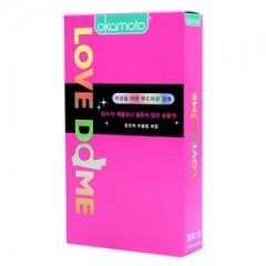 오카모토 러브 돔 1박스 12개입(Okamoto Love Dome)