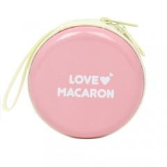 러브 마카롱 핑크 슬림 콘돔 패키지 5개입(Unidus Love Macaron Pink Condom Package)