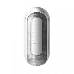 텐가 플립 제로 일렉트로닉 바이브레인션 화이트(Tenga Flip Zero Electronic Vibration White)