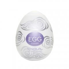 텐가 에그 하드 젤 클라우디(Tenga Egg Hard Gel Cloudy)