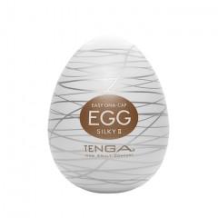 텐가 에그 스탠다드 실키 2(Tenga Egg Standard Silky 2)