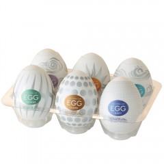 텐가 에그 버라이어티팩 2 하드보일드 패키지(Tenga Egg Variety Pack 2 Hardboiled Package)